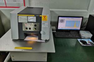 Рентгеновский аппарат для проверки толщин золотого/никелевого покрытий